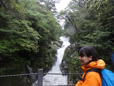 白谷雲水峡「飛流おとし」20130526