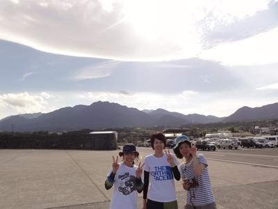 安房港にて20130726t