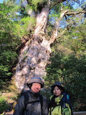 20120517j1泊2日縄文杉