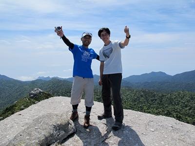 20140705k黒味岳山頂1