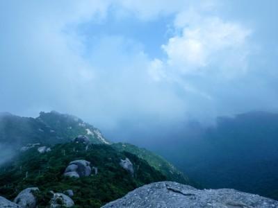 黒味岳山頂からの景色!