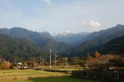 のどかな風景永田地区