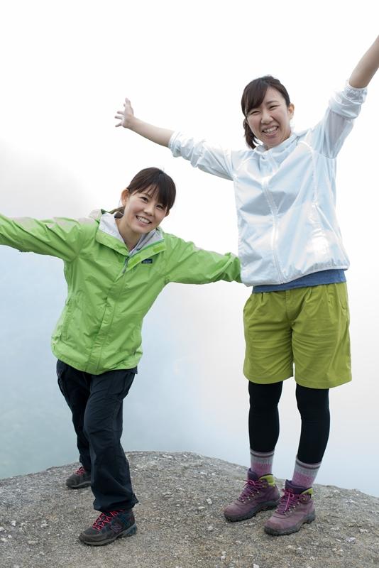 太鼓岩~気持ちのいい山登りでした^^