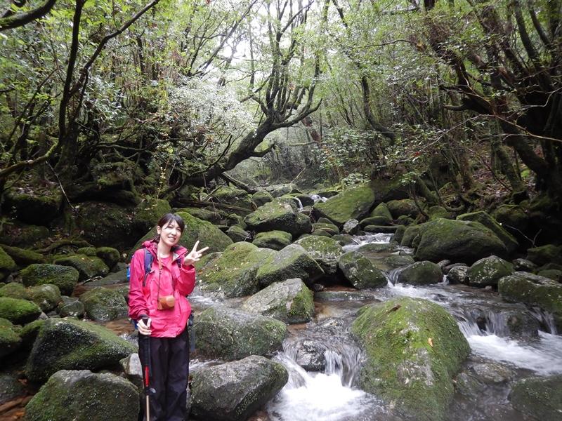 10月11日 白谷雲水峡