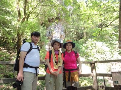 縄文杉ツアー20130811