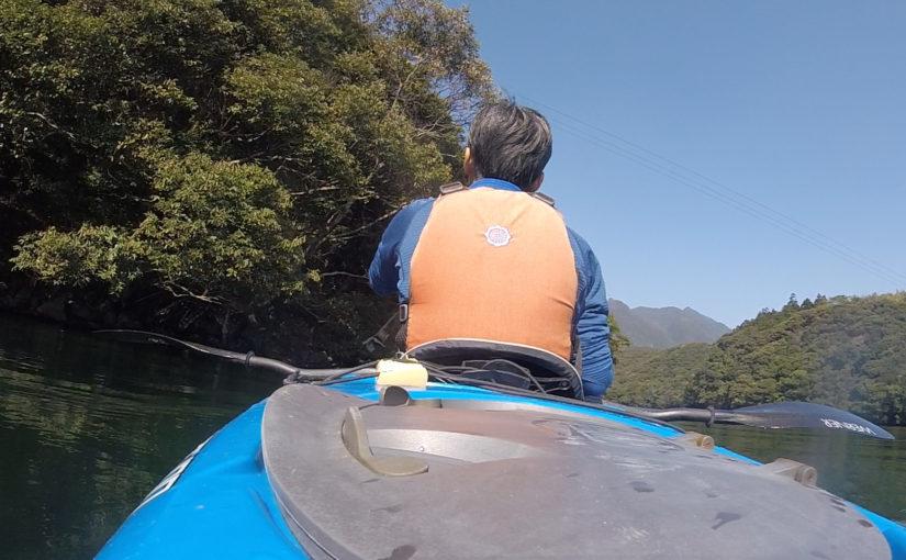 カヤックで漕ぎ出そう!動画アップしました。